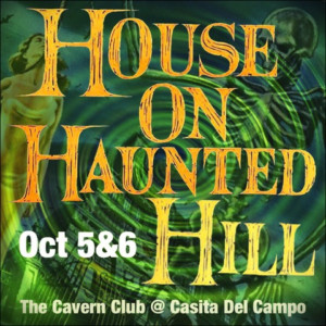 Cavern Club Celebrity Theater To Present a Live Reading of HOUSE ON HAUNTED HILL