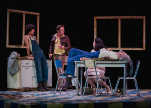 Sam Shepard's CURSE OF THE STARVING CLASS Comes To The Baxter