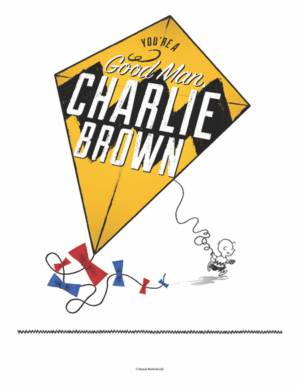 Jared Gertner And Rory O'Malley Join Benefit Reading of YOU'RE A GOOD MAN, CHARLIE BROWN