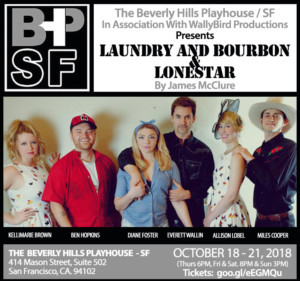 Bridging The Gap Between L.A. & S.F.O Theatre With Popular 2-Act From James McClure