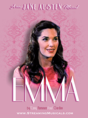 Streaming Musicals Will Launch with New Jane Austen Musical EMMA