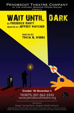WAIT UNTIL DARK Opens at Penobscot Theatre Company