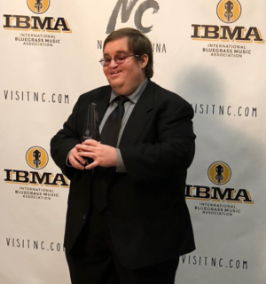 Michael Cleveland Wins Eleventh IBMA Fiddle Player Honor