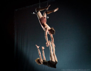 ACROBATIC CONUNDRUM Comes To Baltimore This Week