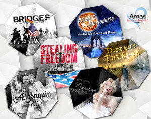 Amas Musical Theatre To Present Second Year Of Its 'Dare To Be Different' Series