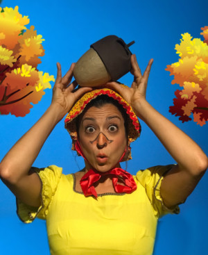 CHICKEN LITTLE to Bring the Sky Down At Theatre For Young America