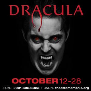 DRACULA Come to Theatre Memphis