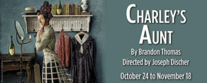 The Shakespeare Theatre Of New Jersey Presents CHARLEY'S AUNT