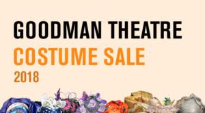 Goodman Theatre Hosts Costume Sale On Today
