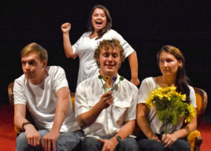 UofSC Lab Theatre Celebrates Biting Humor of Christopher Durang One-Act Plays