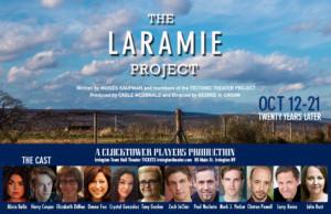 Clocktower Players Presents THE LARAMIE PROJECT