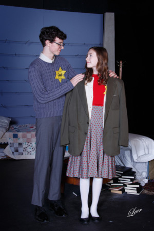 Gettysburg Community Theatre Presents THE DIARY OF ANNE FRANK