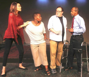 Detroit Repertory Theatre 's EVIDENCE OF THINGS UNSEEN Opens 11/1