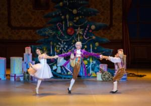 Russian State Ballet Presents A Trio Of Classics At The Belgrade Theatre