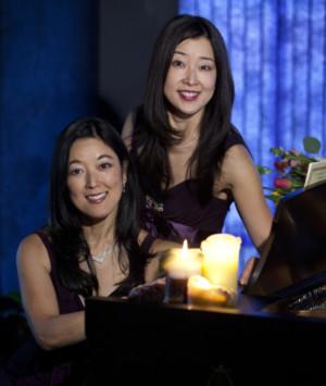 Duo Piano Team Yuki And Tomoko Mack Perform Bartok Rarity Oct 12