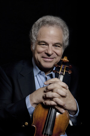 Legendary Violinist Itzhak Perlman Returns To Houston