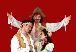 The Wick Theatre Goes Very Modern with PIRATES OF PENZANCE