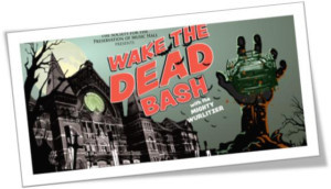 Wake The Dead Bash With The Mighty Wurlitzer Come to Music Hall Ballroom, Today