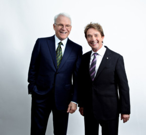 Steve Martin And Martin Short Return To The North Charleston PAC