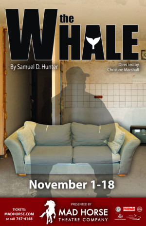 Mad Horse Theatre's THE WHALE Explores The Search For Redemption With Humor And Honesty