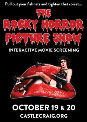 Castle Craig Players Host Interactive Screenings of THE ROCKY HORROR PICTURE SHOW