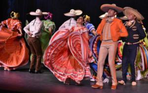 Celebró El INBA El 40 Aniversario De La Escuela Nacional De Danza Folklórica En El Palacio De Bellas Artes