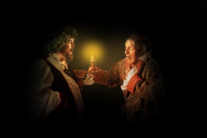 Candlelight Dinner Playhouse Presents SCROOGE! THE MUSICAL