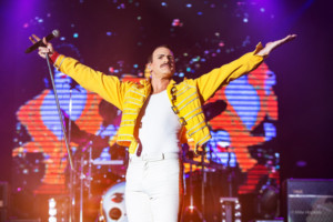 The World's Ultimate Queen Tribute Show Returns To Joburg This Festive Season