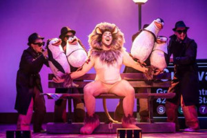 Matt Terry Confirmed For MADAGASCAR The Musical