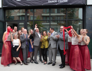 The New Rioult Dance Center Opens October 15