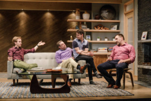 Michael McKeever's DANIEL'S HUSBAND Begins Performances Off-Broadway on October 18