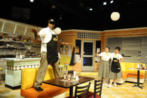 Horizon Theatre Stages World Premiere Of WAFFLE PALACE CHRISTMAS