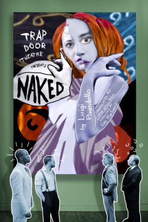Trap Door's NAKED Extends Thru Nov 3rd