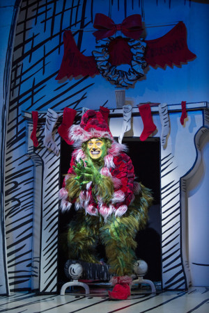 The Old Globe Announces Casting of HOW THE GRINCH STOLE CHRISTMAS!