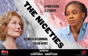 THE NICETIES Begins Previews Tomorrow At Manhattan Theatre Club