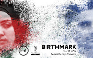 Thought-Provoking New Play, BIRTHMARK Comes to Teesri Duniya Theatre, 11/3