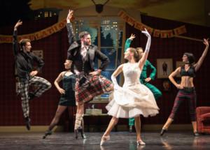 Scottish Ballet Wins UK Theatre Award For Highlands And Islands Tour Of HIGHLAND FLING