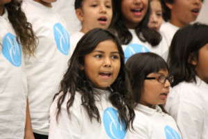 Fifth Graders to Perform Songs They Wrote Themselves as Part of the Los Angeles Master Chorale's Voices Within Program