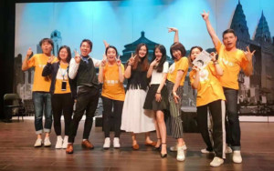 Vancouver TheatreSports Represents In China