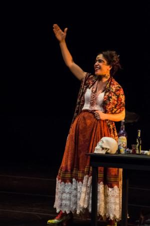 FRIDA LIBRE Returns To Queens Theatre for Encore Run