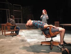 Theatre UNO Showcases the Workplace in GLORIA