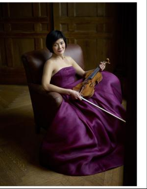 The SPCO's Liquid Music Series Presents Jennifer Koh