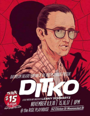 Daydream Theater Company And The Rise Playhouse Present 