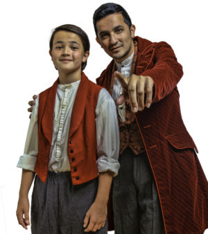 GREAT EXPECTATIONS Comes to Town Hall Theatre For The Holidays
