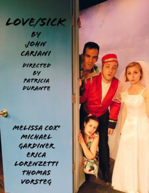 LOVE/SICK Opens The Women's Theater 26th Season