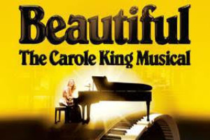 BEAUTIFUL- THE CAROL KING MUSICAL Returns To D.C.