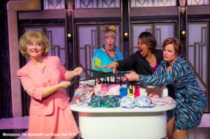 State Theatre New Jersey Presents MENOPAUSE THE MUSICAL