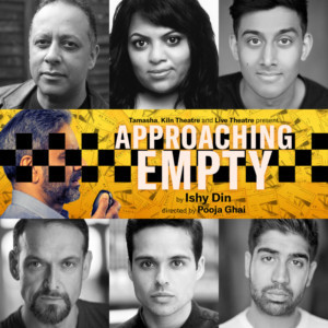 Full Cast Announced For The World Première Of APPROACHING EMPTY