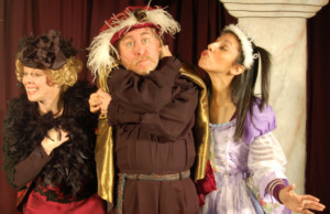 Pushcart Players Presents CINDERELLA At Tribeca PAC