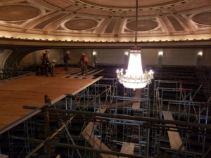 Palace Theatre To Reopen November 2 After Complete Auditorium Renovation